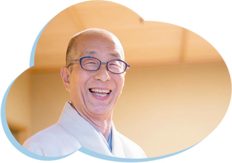 横倉先生(和服)